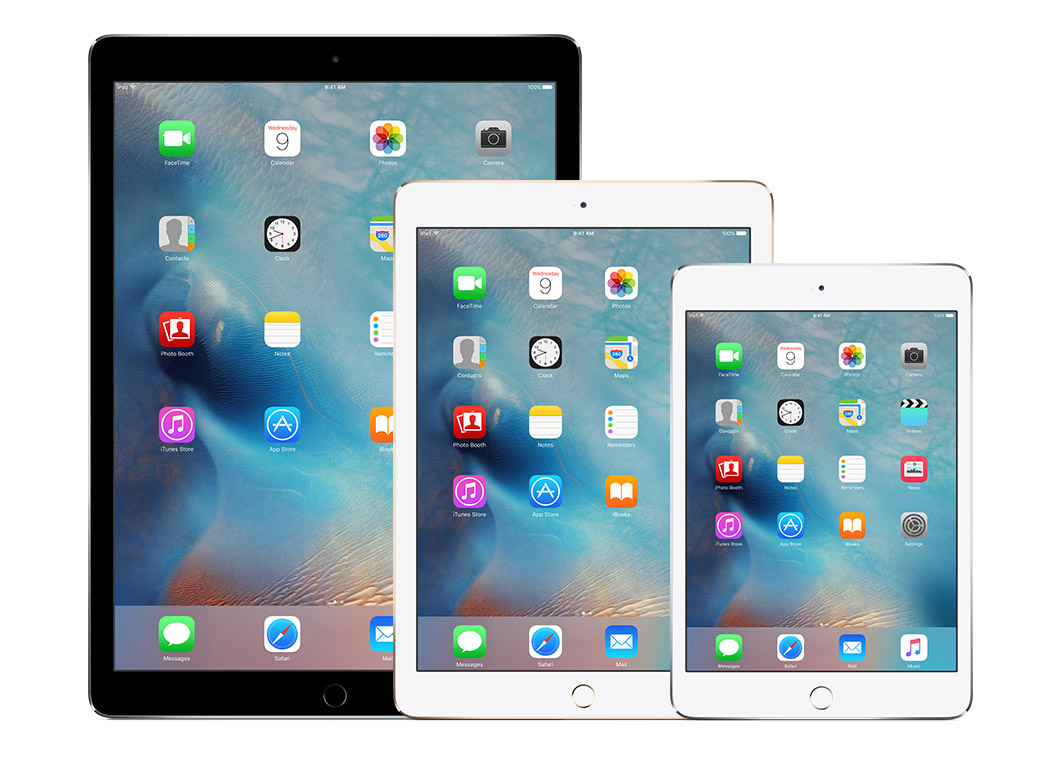 Apple iPad Pro iPad Air 2 iPad mini 4, Эппл Айпад Про Айпад Аир 2 Айпад мини 4
