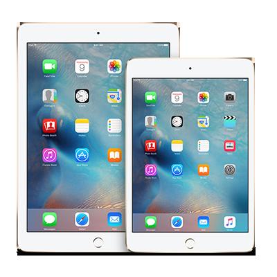 Ремонт Apple iPad Mini 4 iPad Air 2