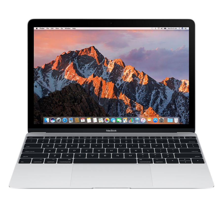 Apple Macbook 12 Silver, Эппл Макбук 12 Сильвер
