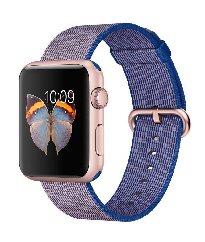 Apple Watch Sport Rose Gold 42mm, Эппл Вотч Спорт Розовое золото 42мм