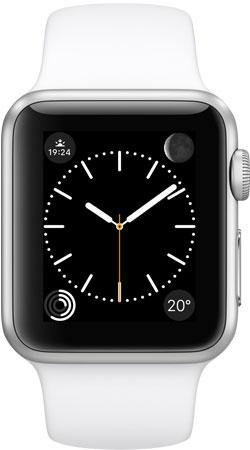 Apple Watch Sport 42mm White MJ2T2, Эппл Вотч Спорт 42мм Белые MJ2T2