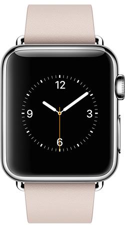 Apple Watch 38mm Leather MJ392, Эппл Вотч 38мм Кожаный ремешок MJ392