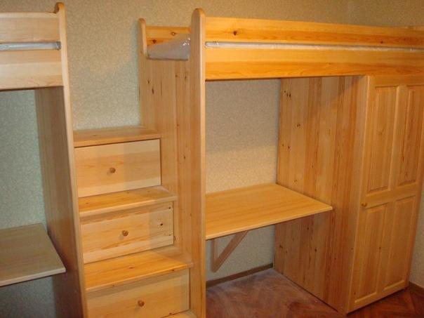 Деревянная мебель массива из сосны: какие преимущества?23.