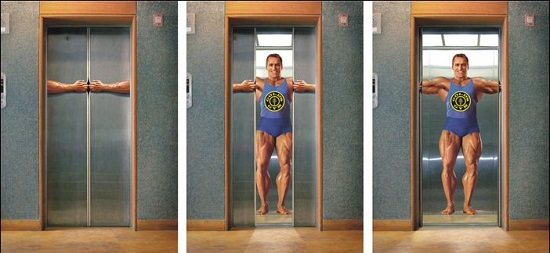 11. Gold's gym