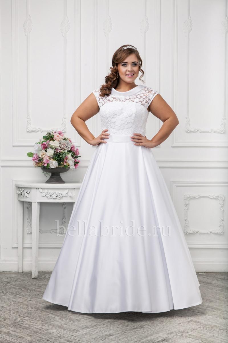 Свадебные платья в туле большие размеры