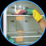 7. Мытьё холодильника