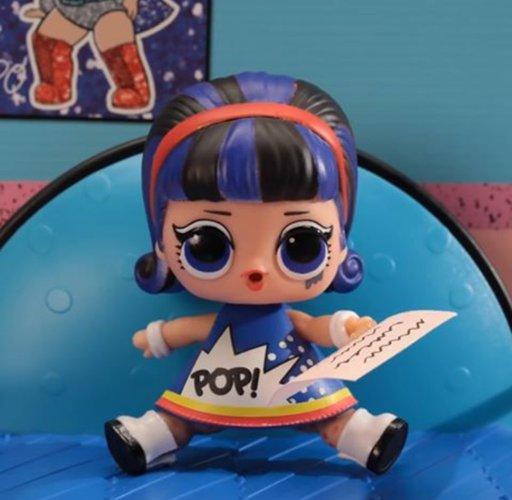 капсула лол декодер 4 серия лол декодер куклы питомцы и