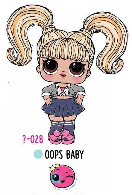 Куклы лол 5 серия с настоящими волосами купить на