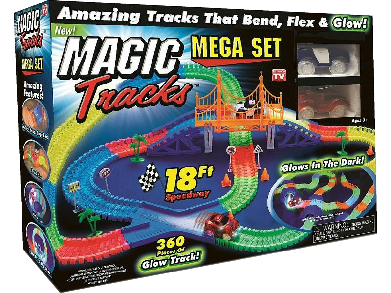 e1630c39424b9 MAGIC TRACKS ОРИГИНАЛ. Купить Magic Tracks Москва. Светящаяся трасса с  доставкой по России.