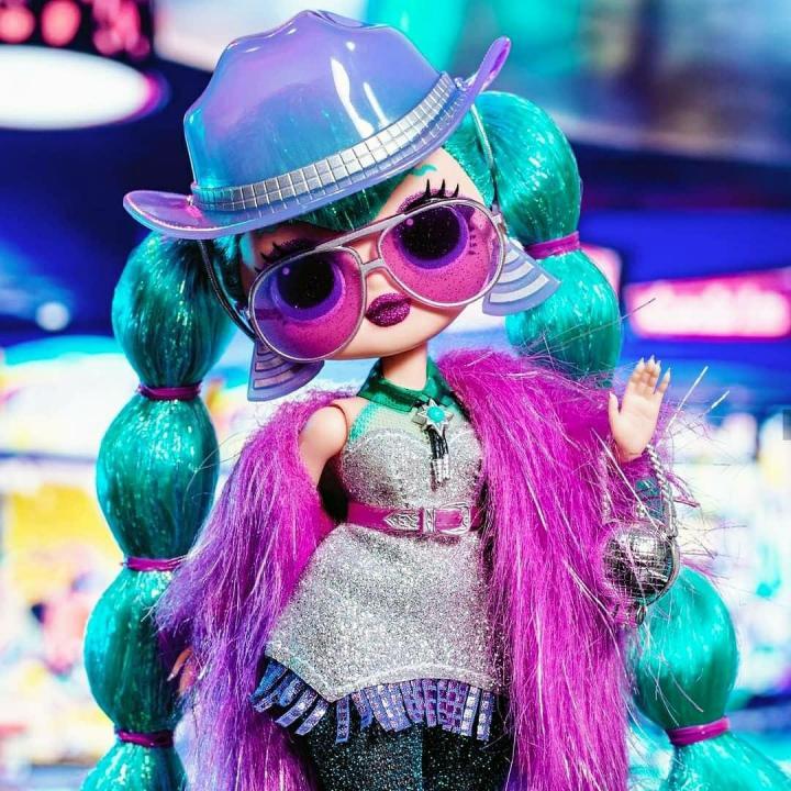 Куклы LOL OMG Winter Disco зимнее диско. Винтер Диско ...