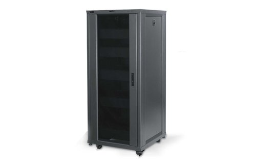 All sizes and types of equipment racks