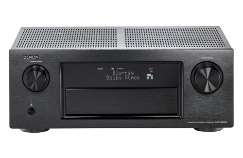 Denon AV-receivers and players