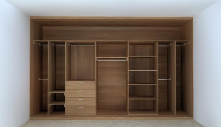 Custom shelves building