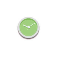 iphone 6 plus time icon