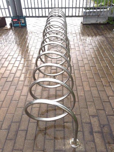 велопарковка на портале поставщиков