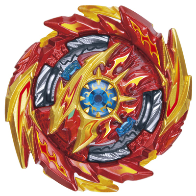 Волчок Такара Томи. Бейблэйд Берст Супер Гиперион B-159 (Takara Tomy BEYBLADE Super Hyperion.Xc 1A B-159) фото 2
