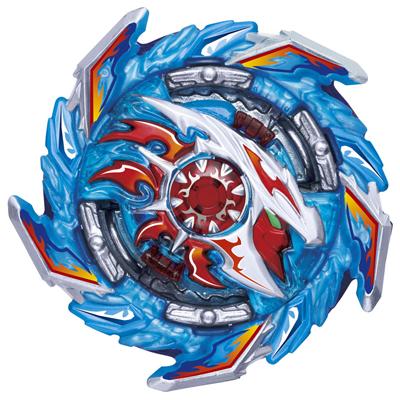 Волчок Такара Томи. Бейблэйд Берст Кинг Гелиос B-160 (Takara Tomy BEYBLADE King Helios.Zn 1B B-160) фото 2