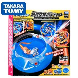 Такара Томи. Бейблэйд Берст Брэкфроут DX набор   B-174 (Takara Tomy BEYBLADE Limit Breakthrough DX Set B-174)