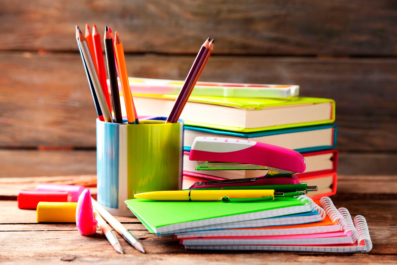 Картинки про книги и тетради