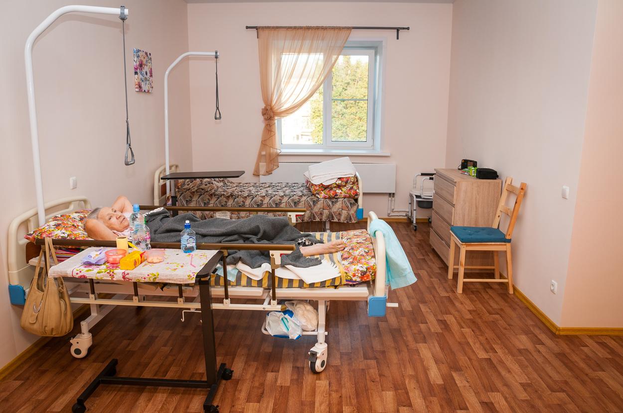 Частный дом престарелых в обнинске помощь пожилым людям на дому вакансии