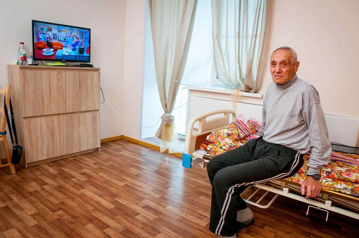 Обнинск дома престарелых условия приема в дом для престарелых