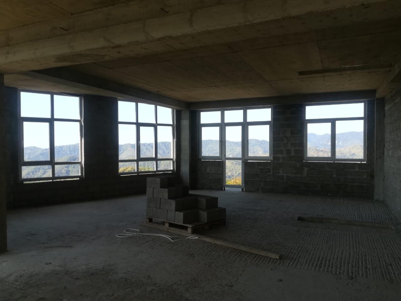 Квартира-студия 58,2 м.кв.