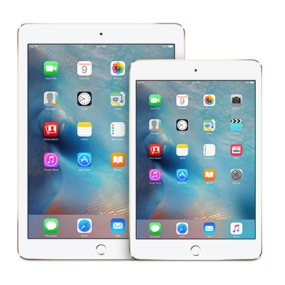 Ремонт Apple iPad Mini 4 iPad Air 2