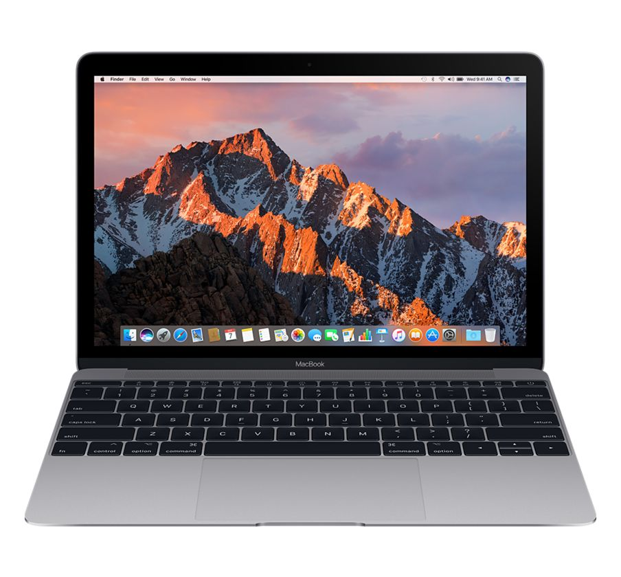 Apple Macbook 12 Space Gray, Эппл Макбук 12 Спейси Грей
