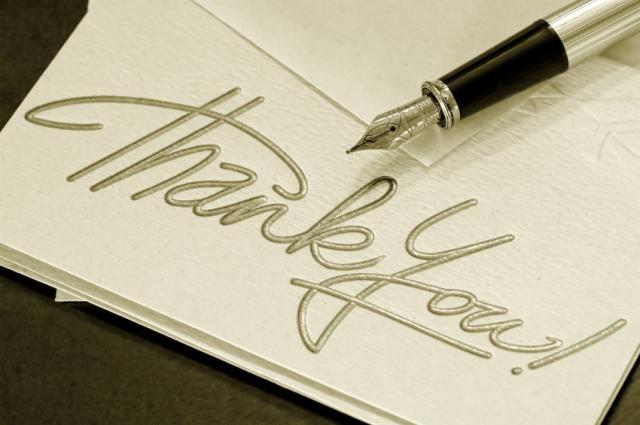 Иллюстрация к статье: Изменение текста на странице благодарности с помощью мэппинга (mapping)