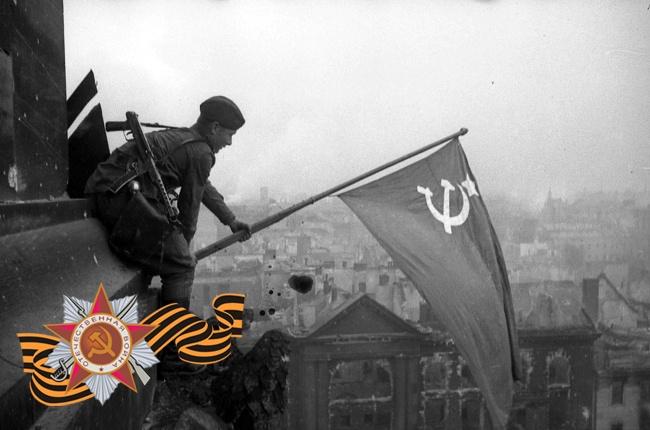 Иллюстрация к статье: С Праздником Победы!