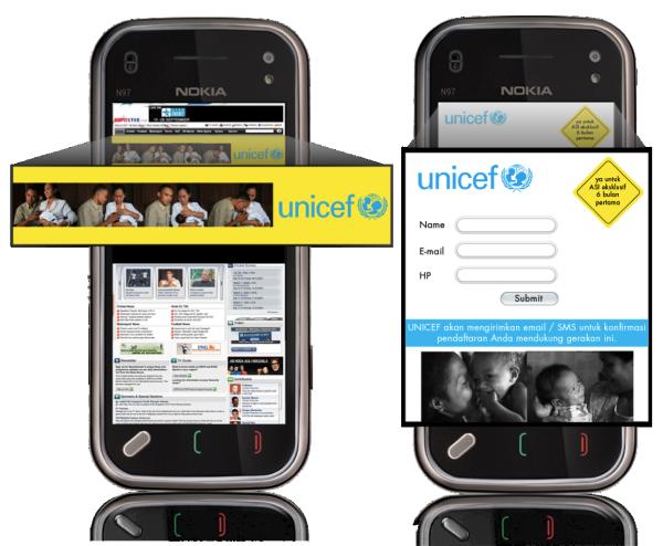 Иллюстрация к статье: У тебя уже есть мобильная целевая страница?