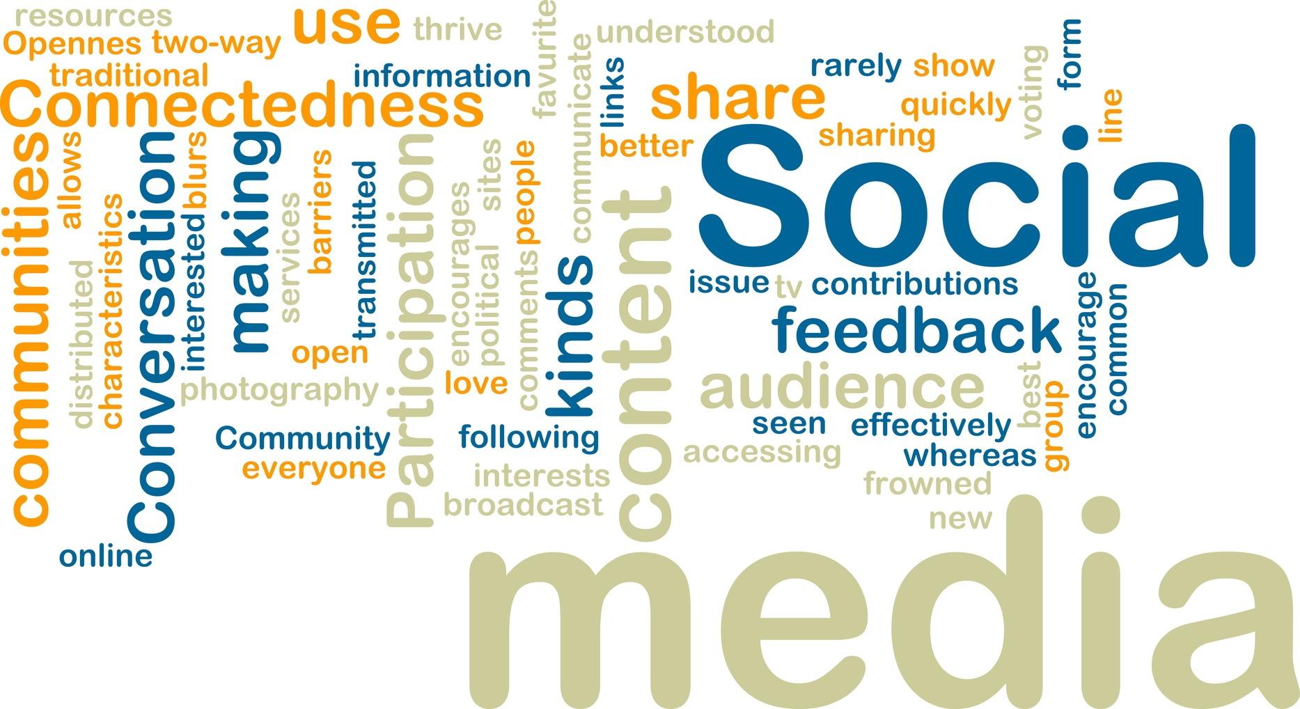 статистика социальных сетей