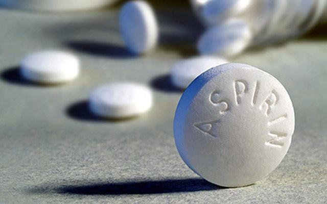 покупка аспирина