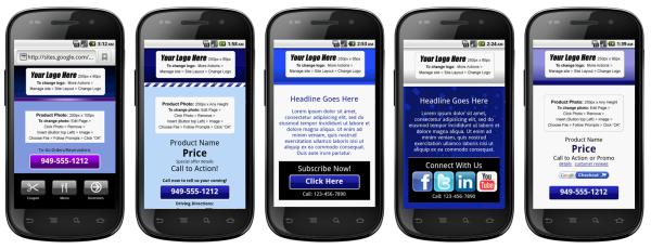 Иллюстрация к статье: 5 секретов успешной оптимизации мобильных целевых страниц