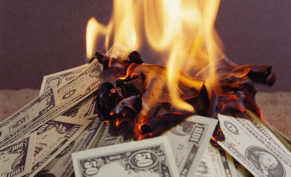 Иллюстрация к статье: Как не потратить 35 000 000 долларов на маркетинг?