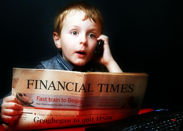 Иллюстрация к статье: 7 уроков веб-маркетинга от 6-летнего ребенка