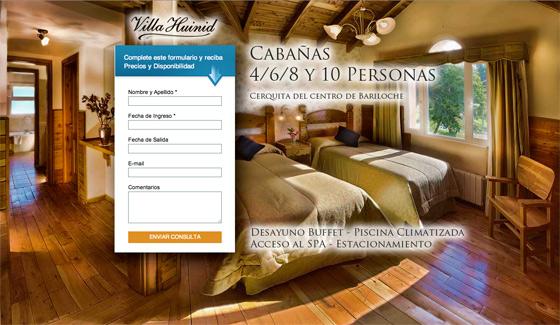 Villa Huinid Cabanas