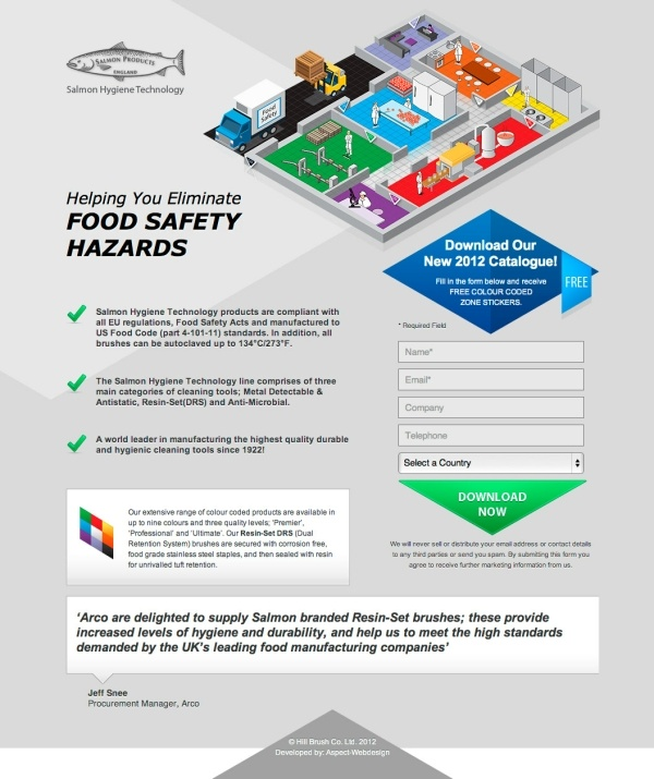Hillbrush Food Safety
