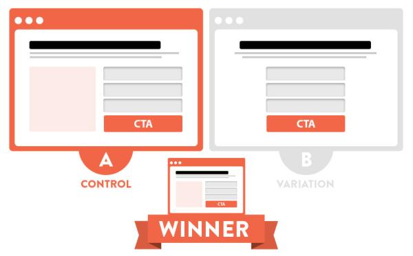 Иллюстрация к статье: Как запустить сплит-тест, который сделает ваш онлайн-бизнес по-настоящему успешным