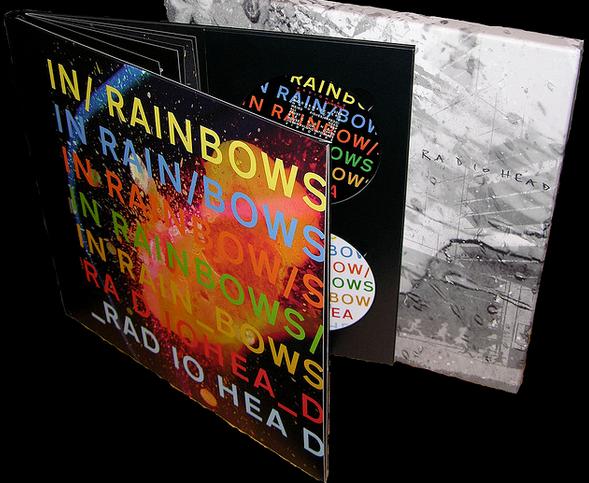 Radiohead: <nobr>Плати, сколько хочешь</nobr>