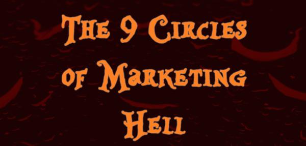 Иллюстрация к статье: 9 кругов ада за маркетинговые ошибки
