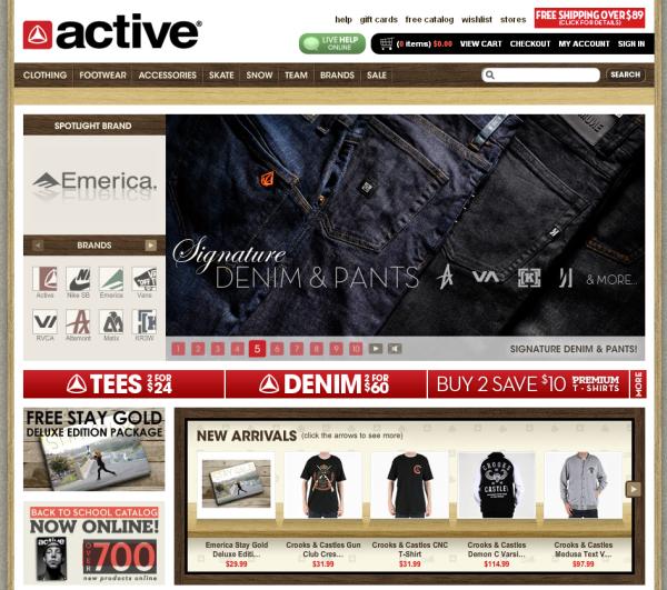 погоня за модой в веб-дизайне – это не всегда хорошо, автоматические слайдеры изображений