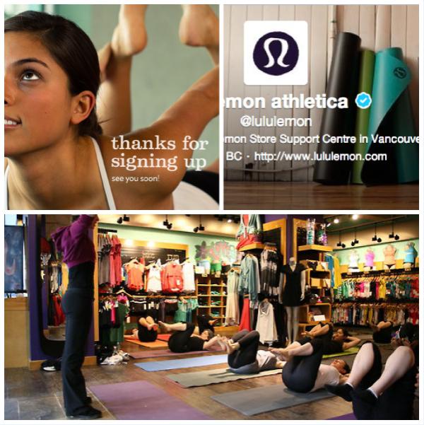 15 примеров компаний, которые знают чего хотят их клиенты. Lululemon Athletica