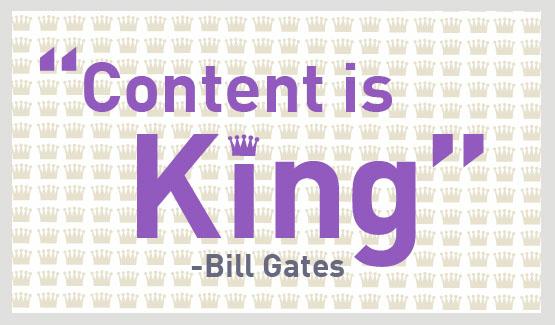 Иллюстрация к статье: Активный контент-маркетинг –  приоритет маркетологов в 2013 году