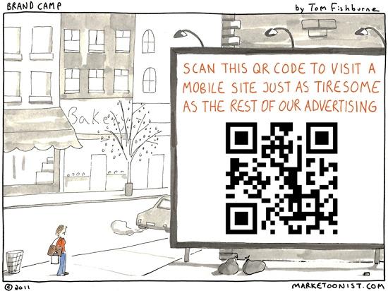 Иллюстрация к статье: Мобильные инновации (часть 2): Продвижение бренда