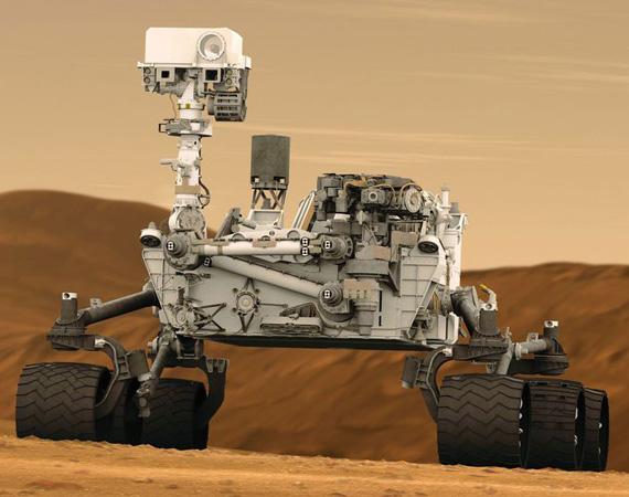 марсоход куриосити НАСА