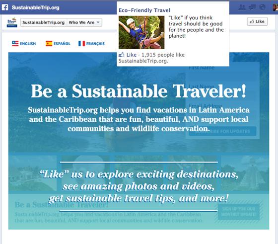 SustainableTrip.org: экологичные путешествия