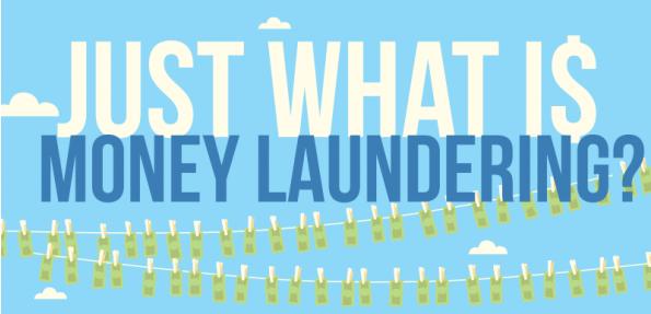 Иллюстрация к статье: Так что же это такое — отмывание денег?