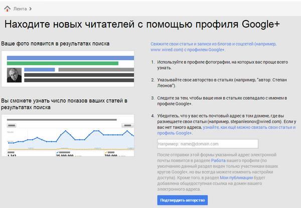 Google Authorship уменьшил трафик на 90%