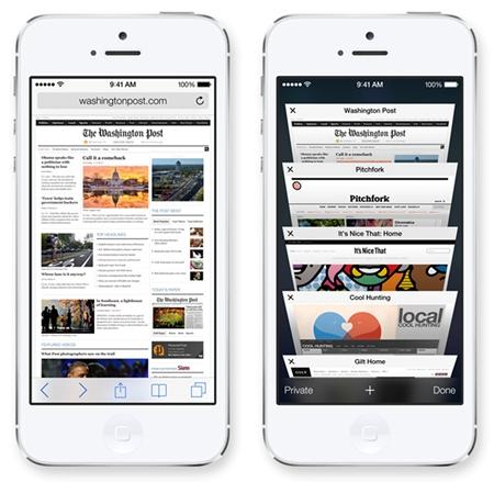 Иллюстрация к статье: 7 фактов об iOS7 для маркетолога